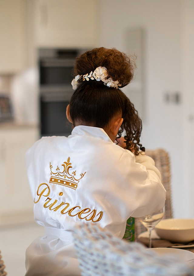 Satin Robes - Luxury Gown Company