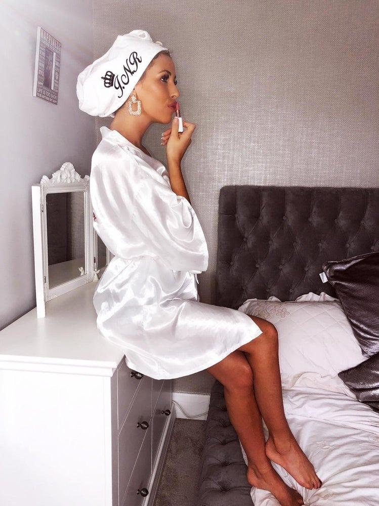 Personalised Head Towel