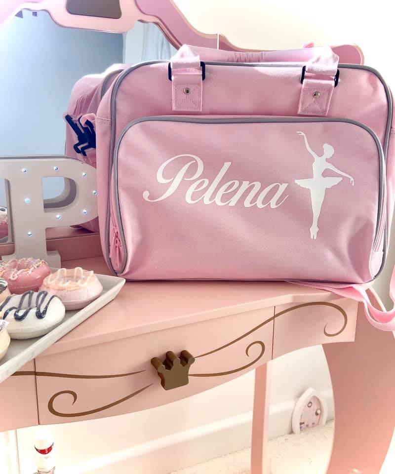 Personalised Ballet Dance Bag