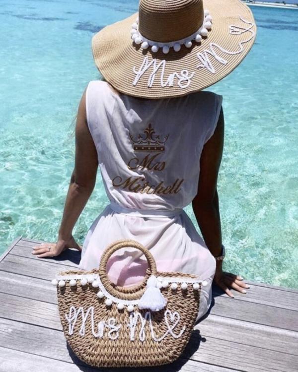 Chiffon Beach Dress Kaftan